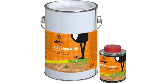 Масло Lobasol HS 2K Impact Oil Color